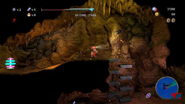 Screenshot - Spelunker Z (PlayStation4) 92499526