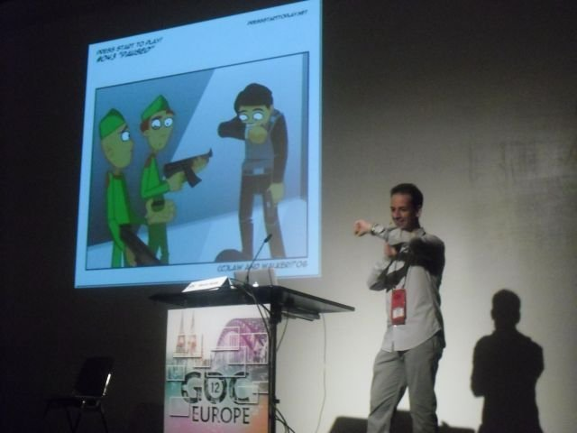 Screenshot - Game Developers Conference Europe 2012 (PC) 2384122