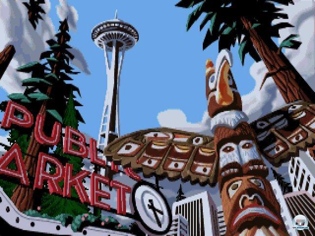 Screenshot - Sam & Max Hit the Road (PC) 92432002