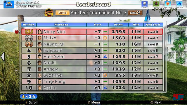 Screenshot - Everybody's Golf (PS4) 92552888