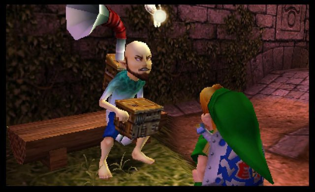 Screenshot - The Legend of Zelda: Majora's Mask 3D (3DS) 92493953