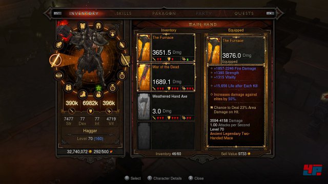 Screenshot - Diablo 3: Reaper of Souls (Switch) 92571494