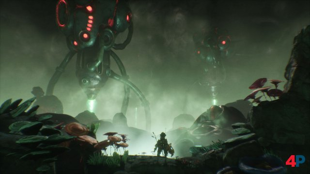 Screenshot - The Gunk (PC, One, XboxSeriesX)
