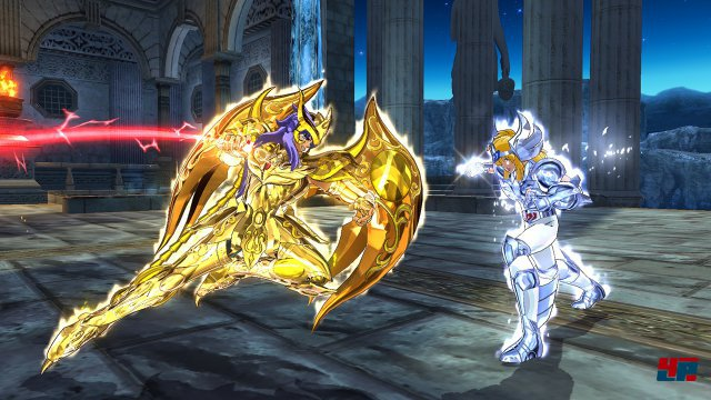 Screenshot - Saint Seiya: Soldiers' Soul (PC) 92505192