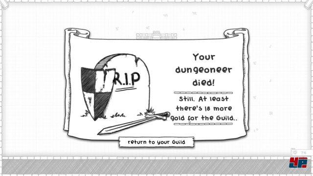 Screenshot - Guild of Dungeoneering (PC) 92509696