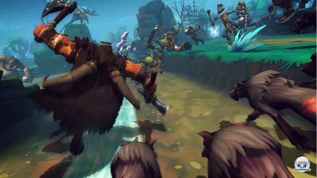 Screenshot - Dungeon Defenders 2 (PC) 92457350