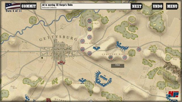 Screenshot - Gettysburg: The Tide Turns (PC) 92550293