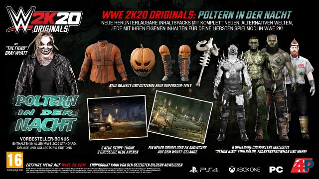 Screenshot - WWE 2K20 (PC)