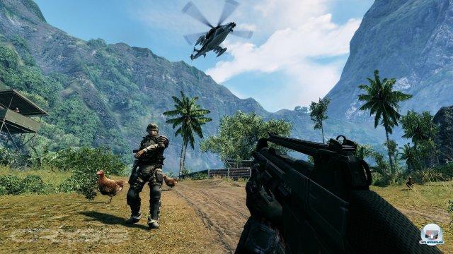 Screenshot - Crysis (360)