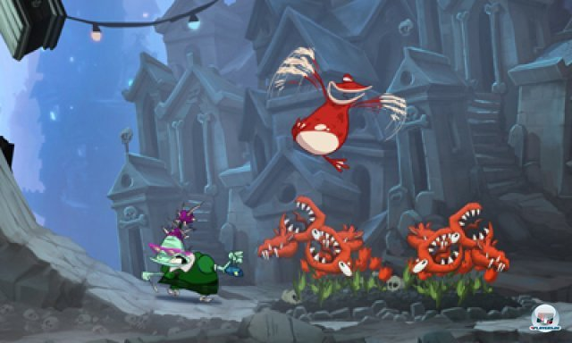 Screenshot - Rayman Origins (3DS) 2367047