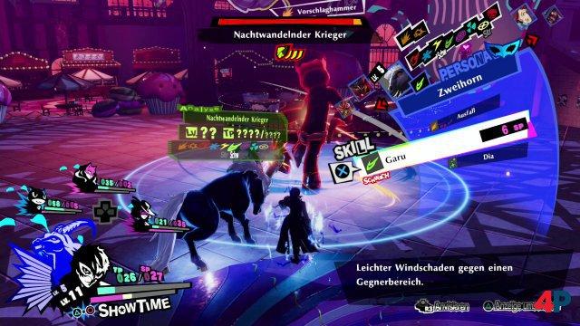 Screenshot - Persona 5 Strikers (PS4) 92634835