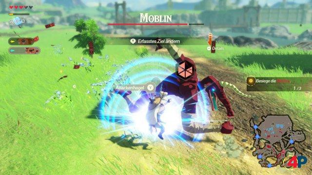 Screenshot - Hyrule Warriors: Zeit der Verheerung (Switch) 92629159
