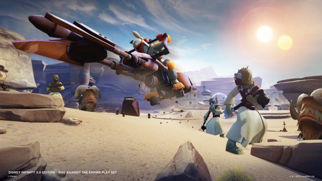 Screenshot - Disney Infinity 3.0: Play Without Limits (PlayStation3) 92508148