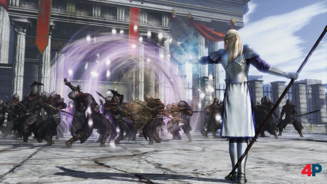 Screenshot - Warriors Orochi 4 Ultimate (PC)