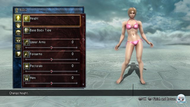 Screenshot - Soul Calibur V (PlayStation3) 2283307
