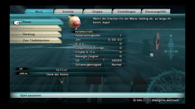 Screenshot - Final Fantasy Type-0 (PlayStation4) 92503181