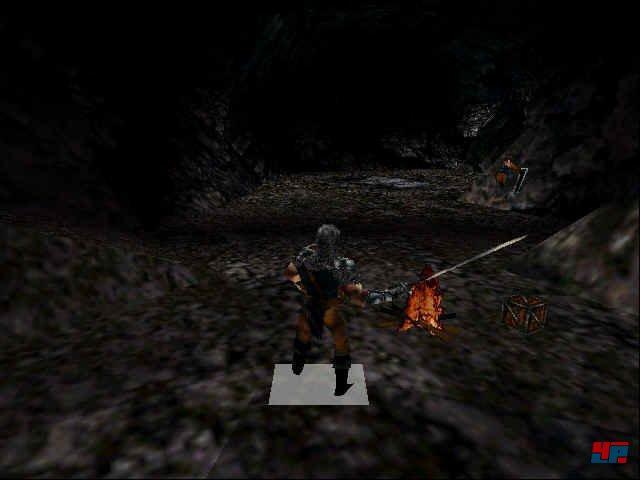 Die by the Sword erschien 1998 auf dem PC und wurde von treyarch entwickelt.