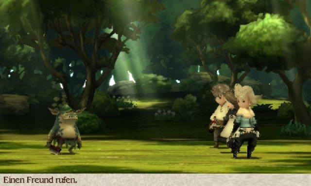 Screenshot - Bravely Default (3DS) 92473506