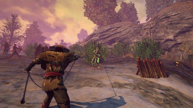 Screenshot - Hanako: Honor & Blade (PC) 92640271
