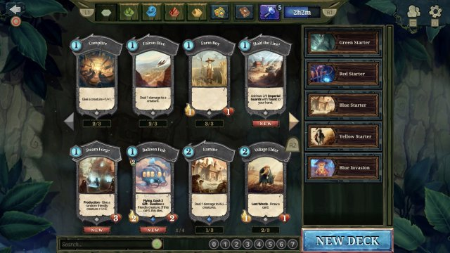 Screenshot - Faeria (PS4)