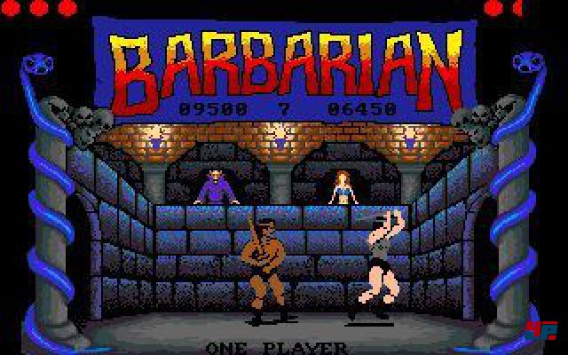 Screenshot - Barbarian: The Ultimate Warrior (Spielkultur) 92488930