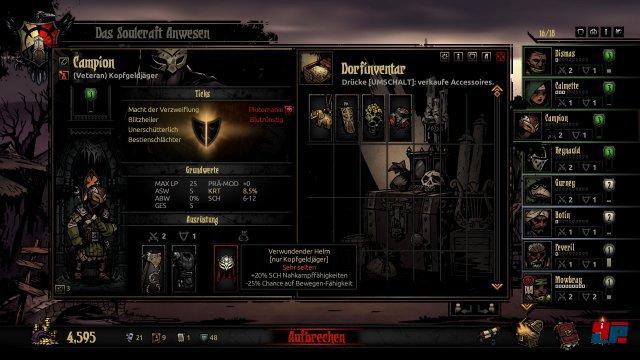 Screenshot - Darkest Dungeon (PC) 92518909