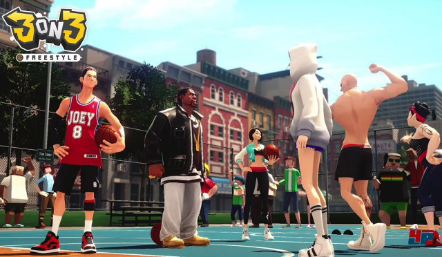 Screenshot - 3on3 FreeStyle (PS4) 92534004
