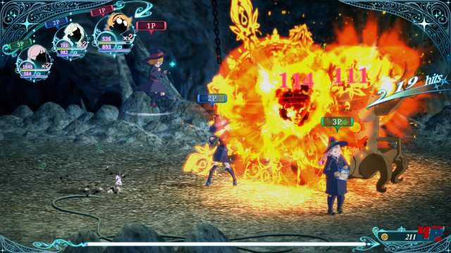 Screenshot - Little Witch Academia: Chamber of Time (PC) 92564373