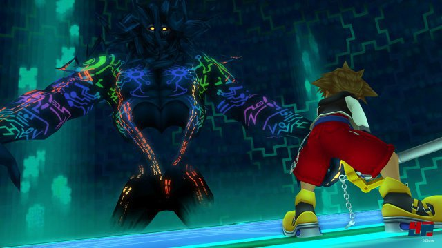 Screenshot - Kingdom Hearts HD 2.5 ReMIX (PlayStation3) 92491488