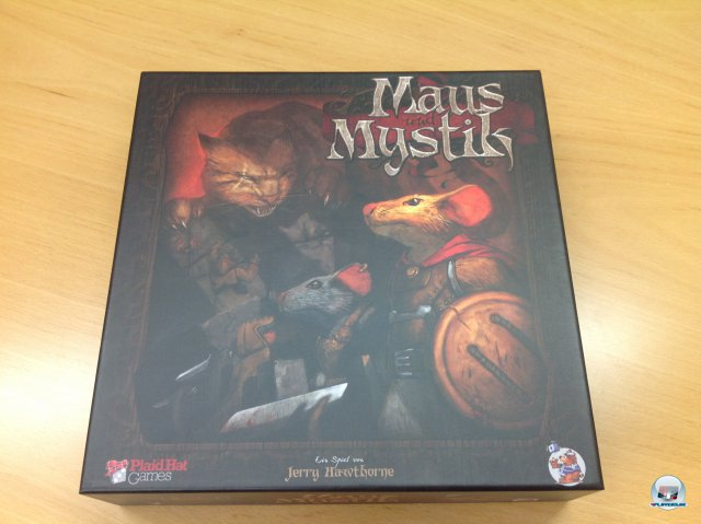 Screenshot - Maus und Mystik (Spielkultur)