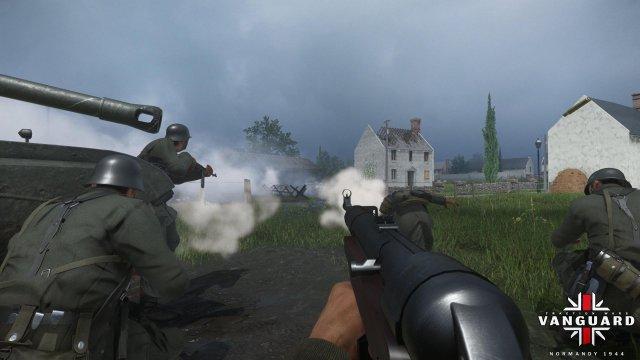 Screenshot - Vanguard: Normandy 1944 (PC) 92585766