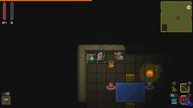 Screenshot - Quest of Dungeons (XboxOne) 92509909