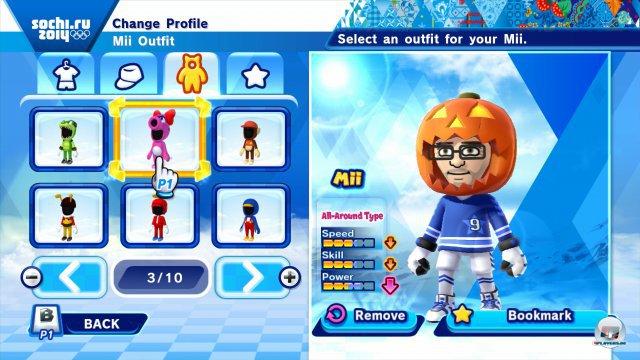 Screenshot - Mario & Sonic bei den Olympischen Winterspielen: Sotschi 2014 (Wii_U) 92470244