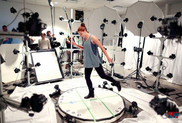 Dank Motion Capturing sehen die Bewegungen der Frauen im Spiel authentisch aus.