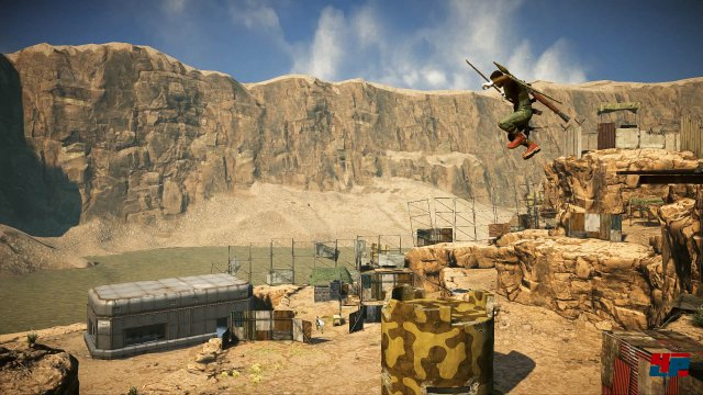 Screenshot - RockShot (PC)