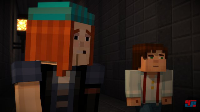 Screenshot - Minecraft: Story Mode - Episode 2: Montage erforderlich (360) 92516473