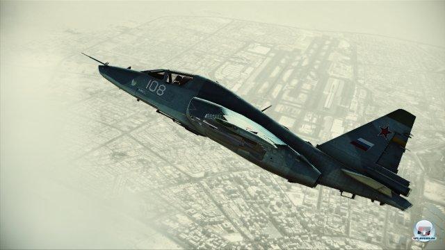 Screenshot - Ace Combat: Assault Horizon (360) 2270852