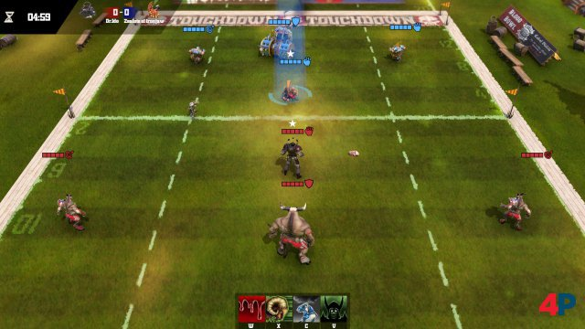 Screenshot - Blood Bowl: Death Zone (PC) 92592186