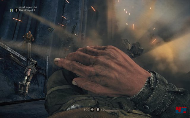 Screenshot - Wolfenstein: The New Order (PC) 92482936