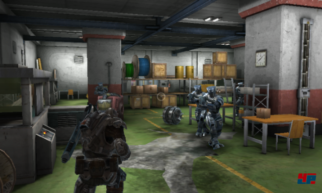 Screenshot - IronFall Invasion (3DS) 92500656