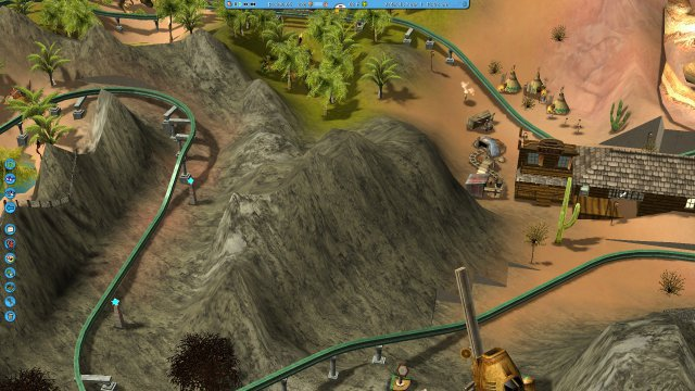 Screenshot - RollerCoaster Tycoon 3: Complete Edition (PC) 92625142