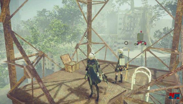 Screenshot - NieR: Automata (PS4) 92540394