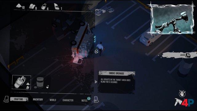 Screenshot - Skyhill: Black Mist (PC)