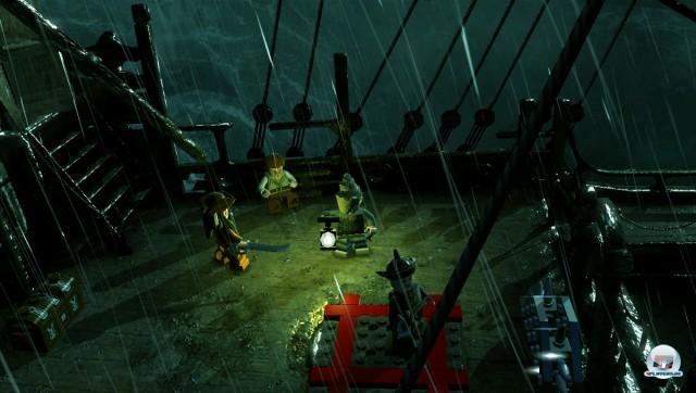 Screenshot - Lego Pirates of the Caribbean - Das Videospiel (360) 2218119
