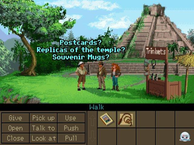 Screenshot - Indiana Jones and the Fate of Atlantis (PC) 2283527