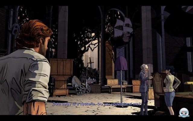 Screenshot - The Wolf Among Us - Episode 1: Faith (360) 92470653