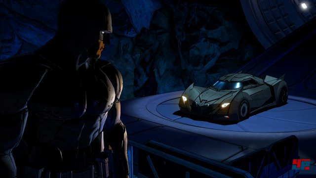 Screenshot - Batman: The Telltale Series (PC)
