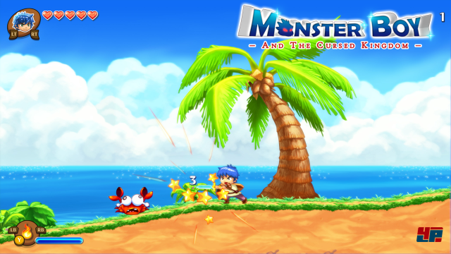 Screenshot - Monster Boy and the Cursed Kingdom (PC) 92517969