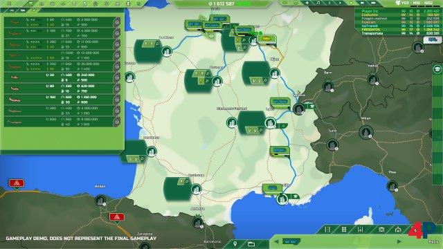 Screenshot - Transport INC. (PC)