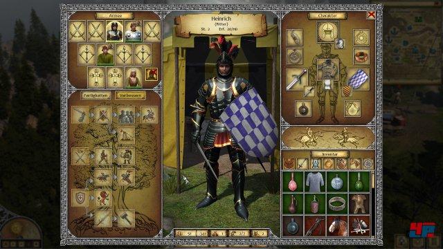 Screenshot - Legends of Eisenwald (PC)
